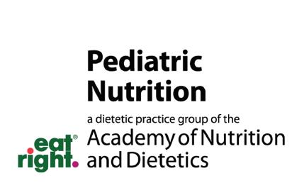 Pediatrics +  Academy of Nutrition and Dietetics